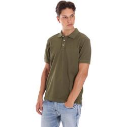Textil Homem Polos mangas curta Ciesse Piumini 215CPMT21454 C0530X Verde