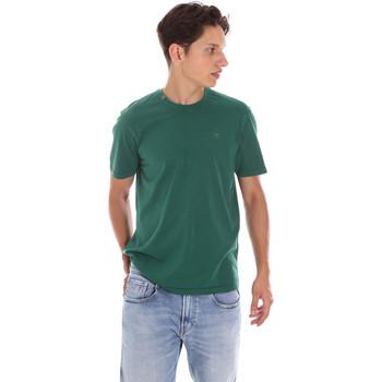Textil Homem Polos mangas curta Ciesse Piumini 215CPMT01455 C2410X Verde