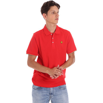 Textil Homem Polos mangas curta Ciesse Piumini 215CPMT21424 C0530X Vermelho