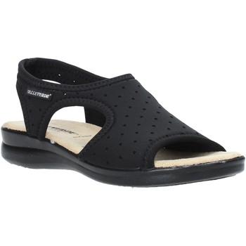 Sapatos Mulher Sandálias Valleverde 25325 Preto