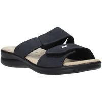Sapatos Mulher Chinelos Valleverde 25329 Azul