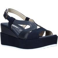 Sapatos Mulher Sandálias Valleverde 32436 Azul