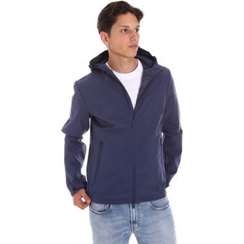 Textil Homem Casacos  Ciesse Piumini 215CPMJ31396 P7B23X Azul