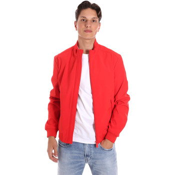 Textil Homem Casacos  Ciesse Piumini 205CPMJB1219 P7B23X Vermelho