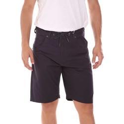 Textil Homem Shorts / Bermudas Key Up 2P025 0001 Azul