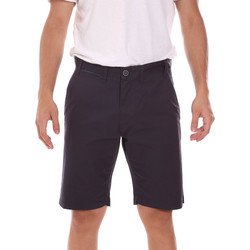 Textil Homem Shorts / Bermudas Key Up 2P022 0001 Preto
