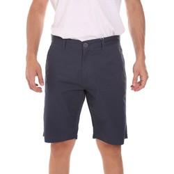 Textil Homem Shorts / Bermudas Key Up 2P021 0001 Azul
