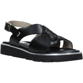Sapatos Mulher Sandálias Valleverde 32120 Preto