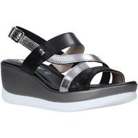 Sapatos Mulher Sandálias Valleverde 32151 Preto