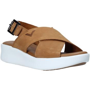 Sapatos Mulher Sandálias Valleverde 36640 Castanho