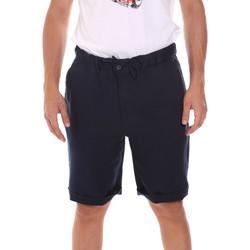 Textil Homem Shorts / Bermudas Sseinse PB737SS Azul