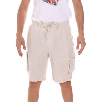 Textil Homem Shorts / Bermudas Sseinse PB756SS Bege