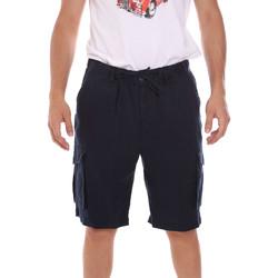 Textil Homem Shorts / Bermudas Sseinse PB756SS Azul