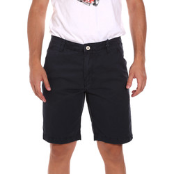 Textil Homem Shorts / Bermudas Gaudi 111GU25043WH Azul