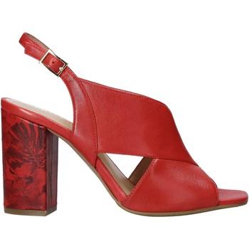 Sapatos Mulher Sandálias Valleverde 48571 Vermelho