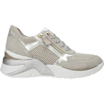 Sapatos Mulher Sapatilhas Valleverde 18302 Cinzento
