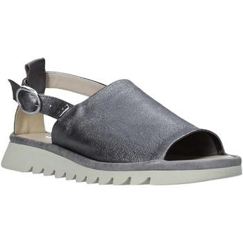 Sapatos Mulher Sandálias Valleverde 41152 Cinzento