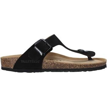 Sapatos Mulher Chinelos Valleverde G5830QC Preto