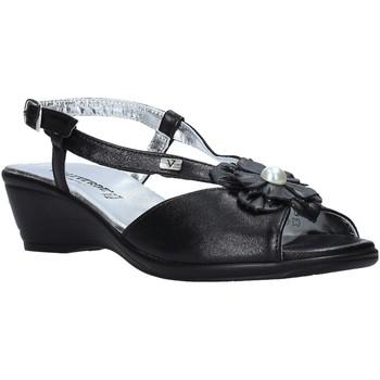 Sapatos Mulher Sandálias Valleverde 33103 Preto