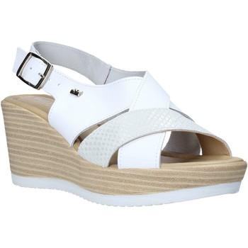Sapatos Mulher Sandálias Valleverde 32421 Branco