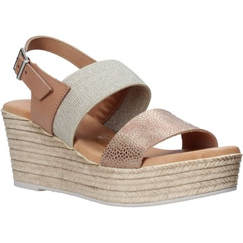 Sapatos Mulher Sandálias Valleverde 34275 Rosa