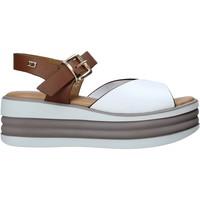 Sapatos Mulher Sandálias Valleverde 28102 Castanho