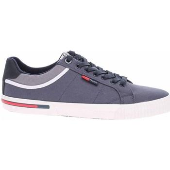 Sapatos Homem Sapatilhas S.Oliver 551360426805 Azul marinho