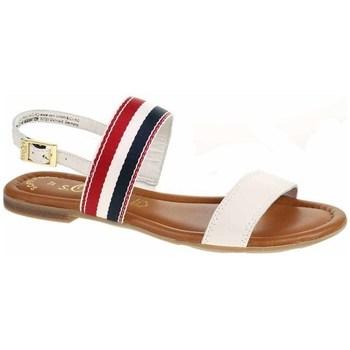Sapatos Mulher Sandálias S.Oliver 552811122100 Preto, Vermelho, Cor bege