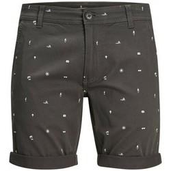 Textil Homem Shorts / Bermudas Produkt Takm chino 12171311 Cinza