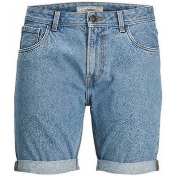 Textil Homem Shorts / Bermudas Produkt BERMUDAS VAQUERAS HOMBRE  12172070 Azul