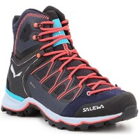 Sapatos Mulher Sapatos de caminhada Salewa Ws Mtn Trainer Lite Mid GTX 61360-3989 granatowy