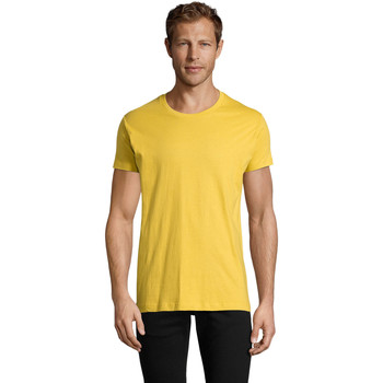 Textil Homem T-Shirt mangas curtas Sols REGENT FIT CAMISETA MANGA CORTA Otros