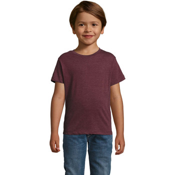 Textil Criança T-Shirt mangas curtas Sols REGENT FIT CAMISETA MANGA CORTA Azul