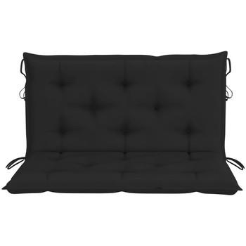 Casa Almofada de cadeira VidaXL Almofada decorativa 100 cm Preto