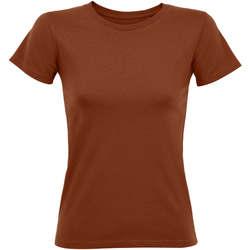 Textil Mulher T-Shirt mangas curtas Sols REGENT FIT CAMISETA MANGA CORTA Otros