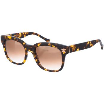 Relógios & jóias Mulher óculos de sol Happiness Shades Gafas de Sol Castanho