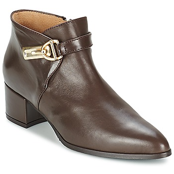 Sapatos Mulher Botas baixas Marian MARINO Castanho