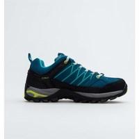 Sapatos Mulher Sapatos de caminhada Cmp Rigel Wmn WP Cor azul-turquesa