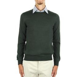 Textil Homem camisolas La Fileria 14290 55167 Verde