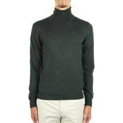 Textil Homem camisolas La Fileria 14290 55157 Verde