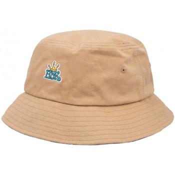 Acessórios Homem Chapéu Huf Cap crown reversible bucket hat Castanho