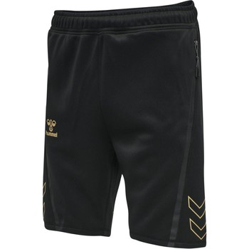Textil Homem Shorts / Bermudas Hummel Short  hmlCIMA noir
