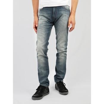 Textil Homem Calças de ganga slim Wrangler ® Larston Slim Tapered W18S0878G