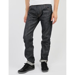 Textil Homem Calças de ganga slim Wrangler BEN W11MXR041 blue