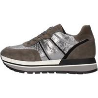 Sapatos Mulher Sapatilhas NeroGiardini I116945D Cinza