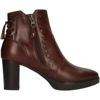 Sapatos Mulher Botins NeroGiardini I116700D Castanho