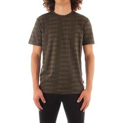 Textil Homem T-Shirt mangas curtas Calvin Klein Jeans K10K107773 Verde