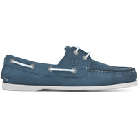 Sapatos Homem Sapato de vela Seajure Binz Boat Shoe Azul
