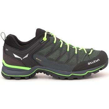 Sapatos Homem Sapatos de caminhada Salewa MS Mtn Trainer Lite Gtx Verde