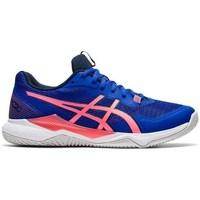 Sapatos Mulher Sapatilhas Asics Gel Tactic Azul